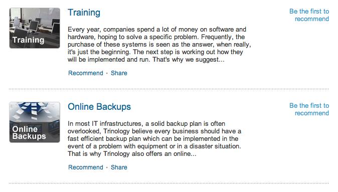linkedin-services