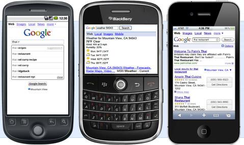Mobile search SEO