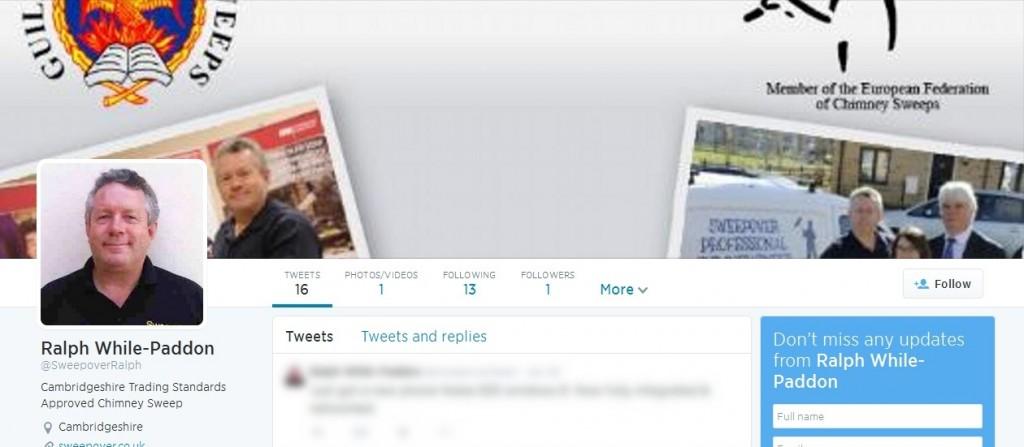 Sweepover Twitter Social Media Design Package