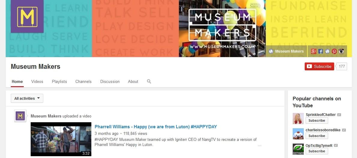 Codastar YouTube Design